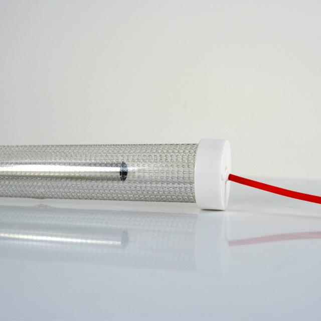 QuantaLamp 40-Watt Far UVC Excimer Bulb 222nm First-UVC F-Series 40w Far-UV Light 24V DC