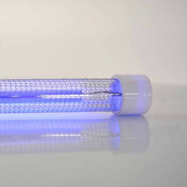 QuantaLamp 5-Watt Excimer 222nm Far UVC Light Bulbs 5w Far-UV Light Quartz Glass Tube 15mm*110mm 24V DC