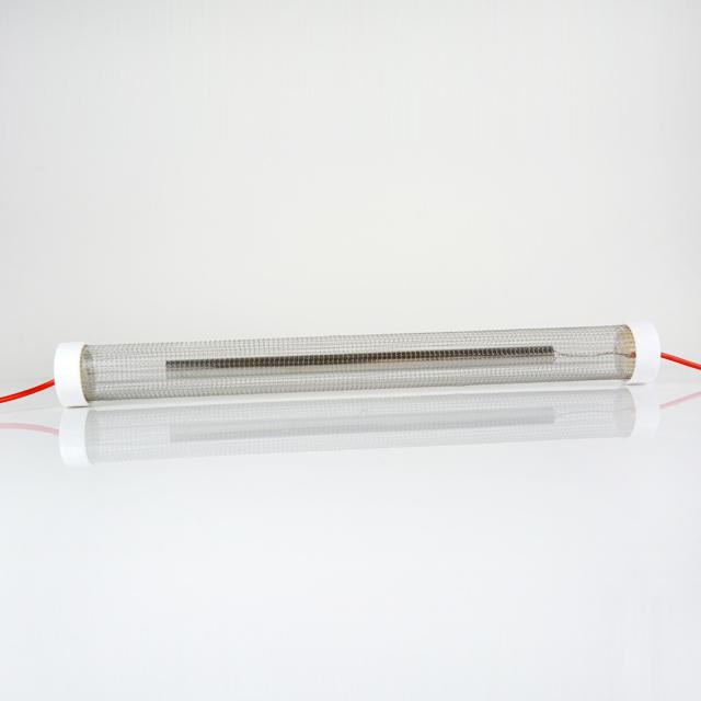 QuantaLamp 60-Watt Excimer 222nm Far UVC Light Bulbs 60w Far-UV Light Quartz Glass Tube 28mm*300mm 24V DC