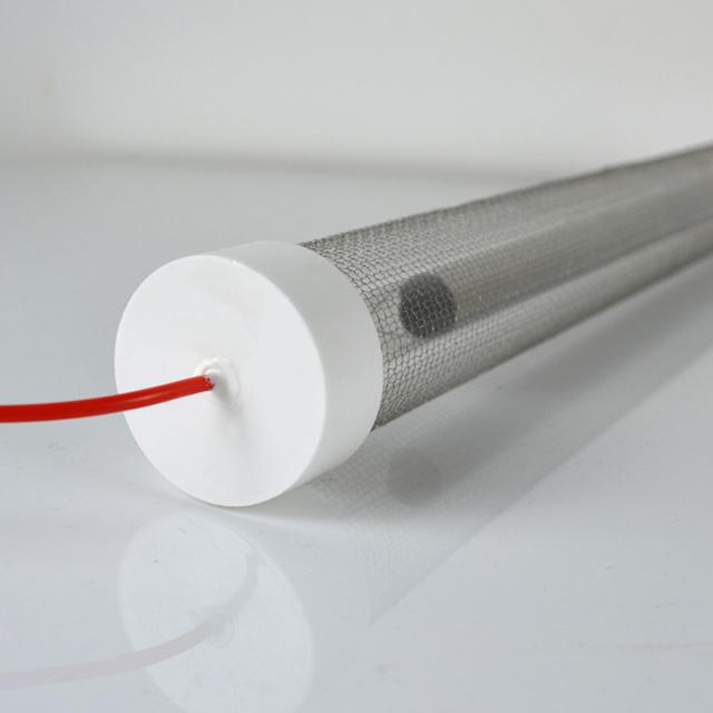 QuantaLamp 150-Watt Excimer 222nm Far UVC Light Bulbs 150w Far-UV Light Quartz Glass Tube 40mm*457mm 110V/220V AC